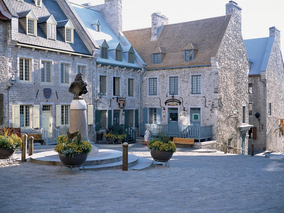 Restaurant La Place Royale