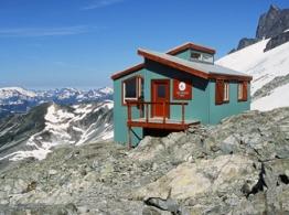 Jim's hut